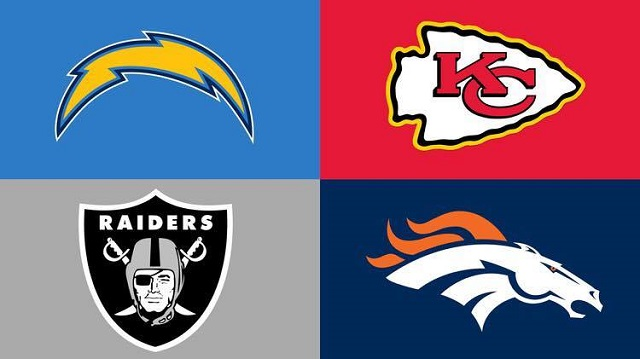 2016 NFL Division Predictions: AFC West
