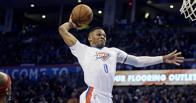 Russell Westbrook, Oklahoma City Thunder Agree To A 3-year/$85 Million Contract Extension