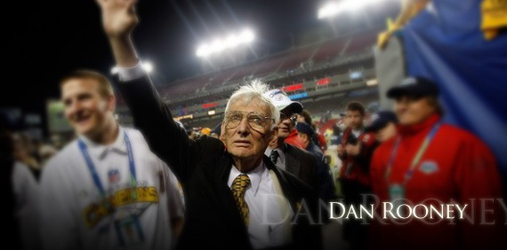 Dan Rooney: The True Meaning of a Champion